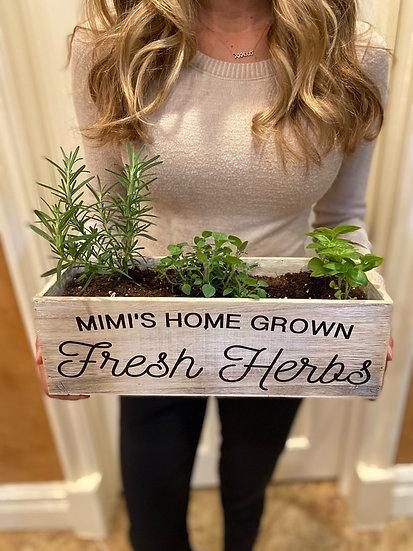 Home Sweet Herb