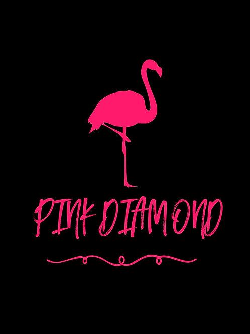Flamingo Diamond T-shirt
