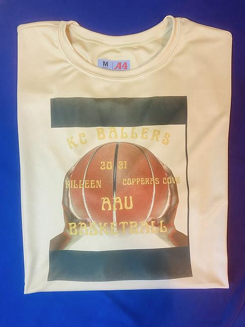 KC ballers home shirt