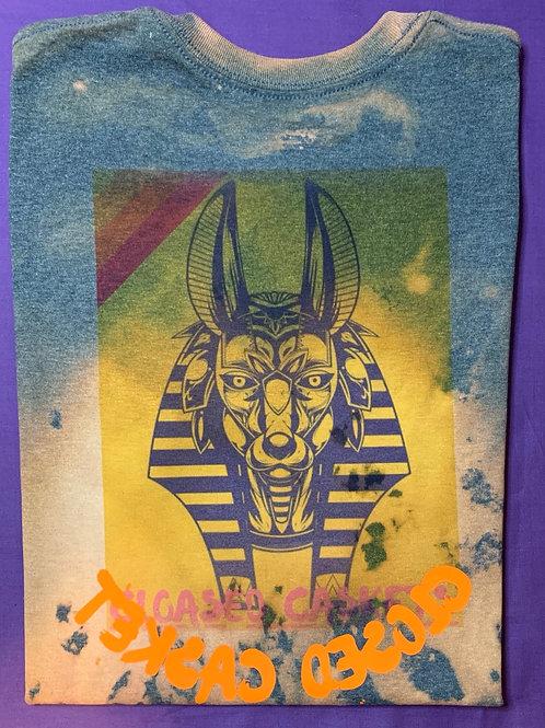 Anubis CC Bleach T-shirt  Limited Edition