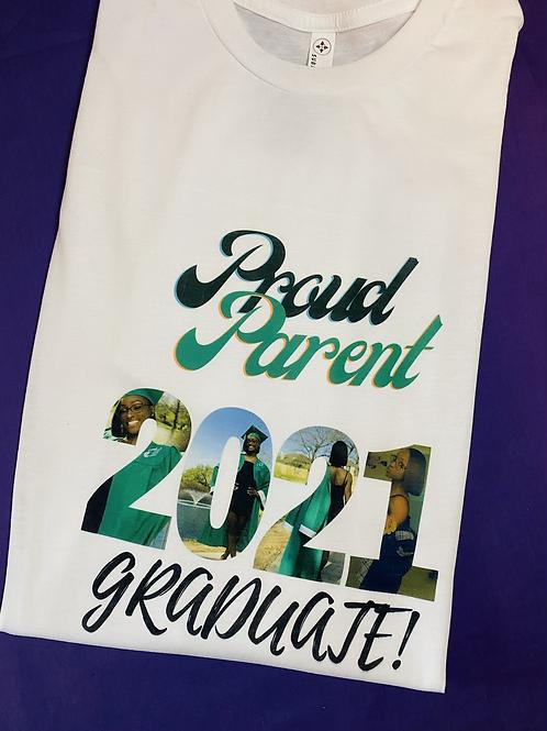 Grad shirt(can customize)