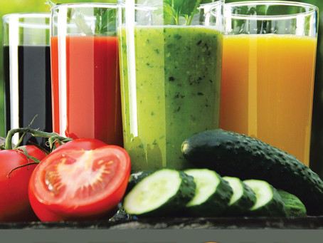 Detox Diet or Raw food Diet