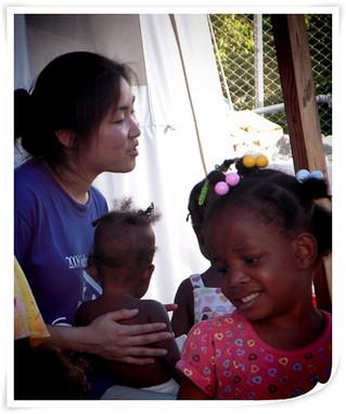 [이현산] 하이티에서의 선명한 경험들은 저를 미소짓게 하고