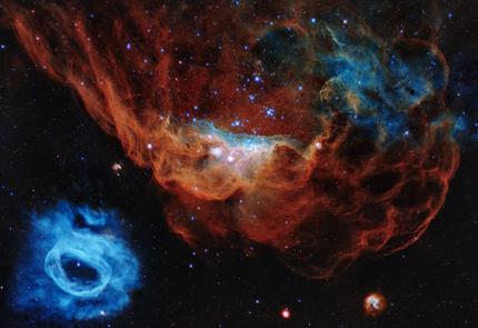 Hubble's 30th anniversary