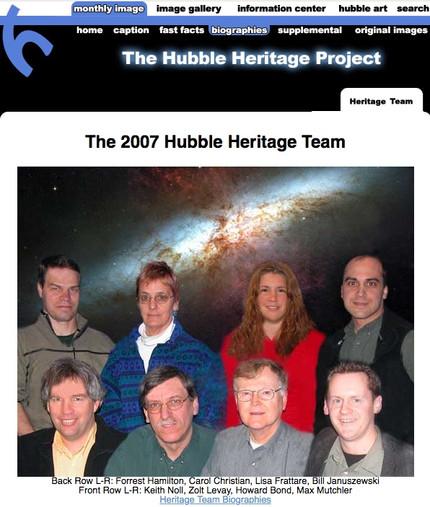 Hubble Heritage Team 2002-2017