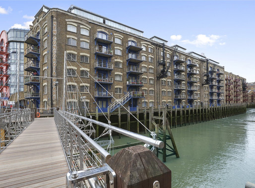Spotlight On....Warehouse Conversions - New Concordia Wharf and Globe Wharf