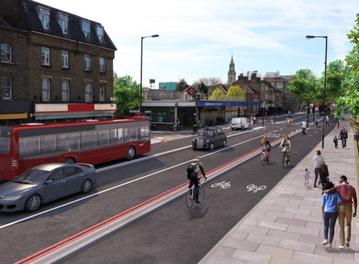 Cycle Superhighway coming to South-East London