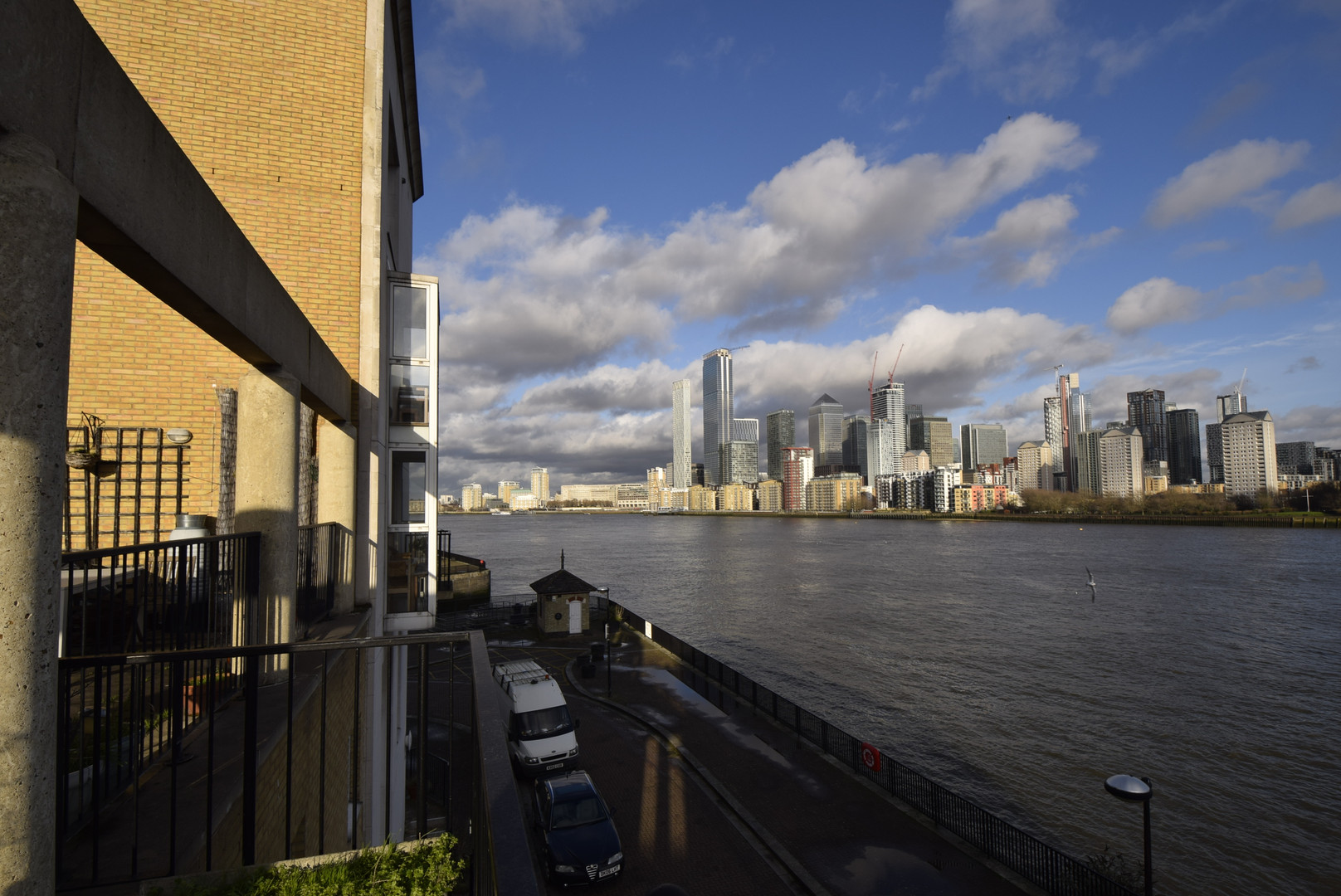 Princes Court Rotherhithe