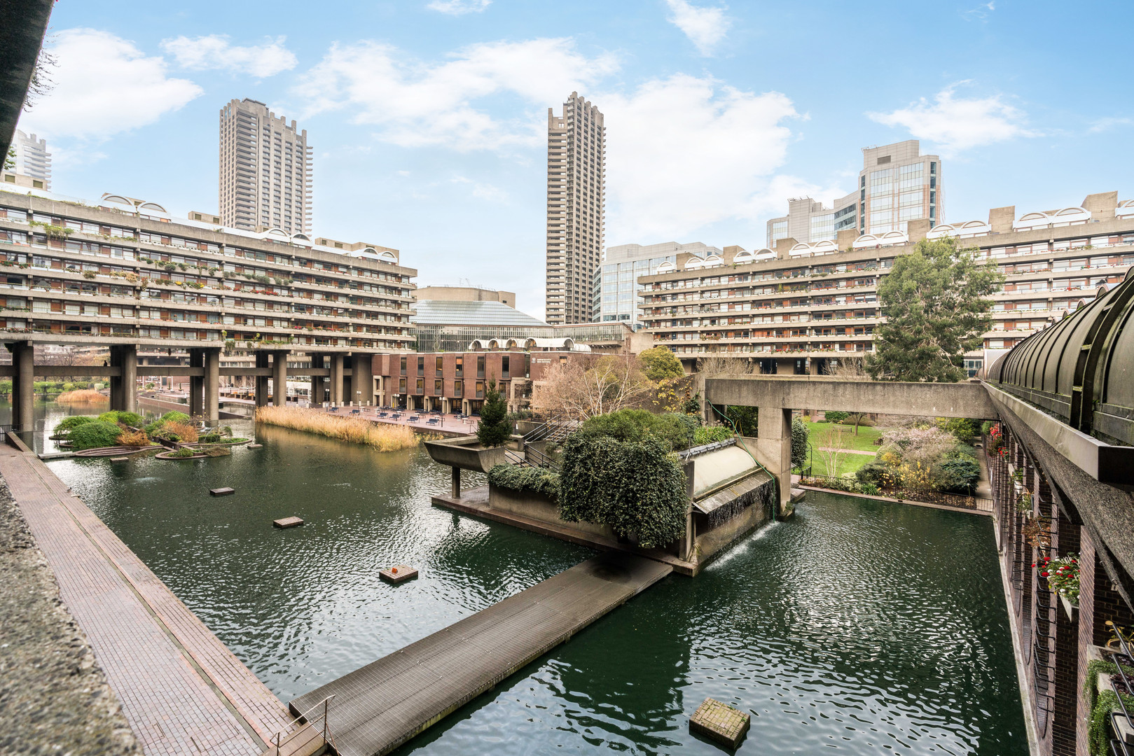 Speed House, Barbican