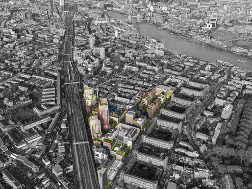 Grosvenor's £500M build-to-rent plan in Bermondsey