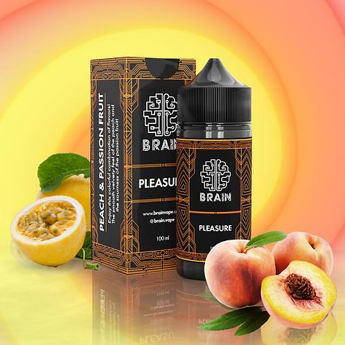 Pleasure - Pêssego e maracujá