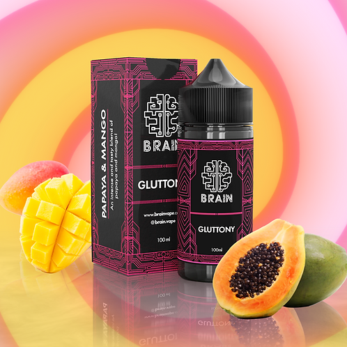 Gluttony - Papaia e manga