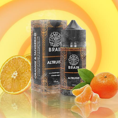 Altruism - Laranja e tangerina