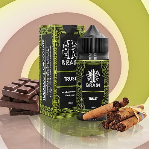 Trust - Tabaco com chocolate