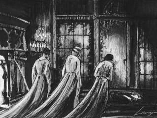 Crowsketch: Dracula's Brides