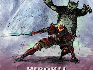 Crowsketch: Hiroku the Hero