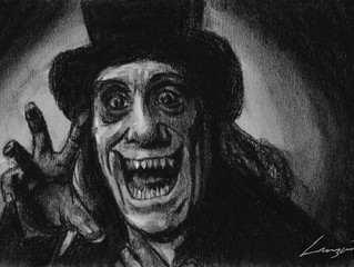 """CrowSketch: """"London After Midnight"""""""