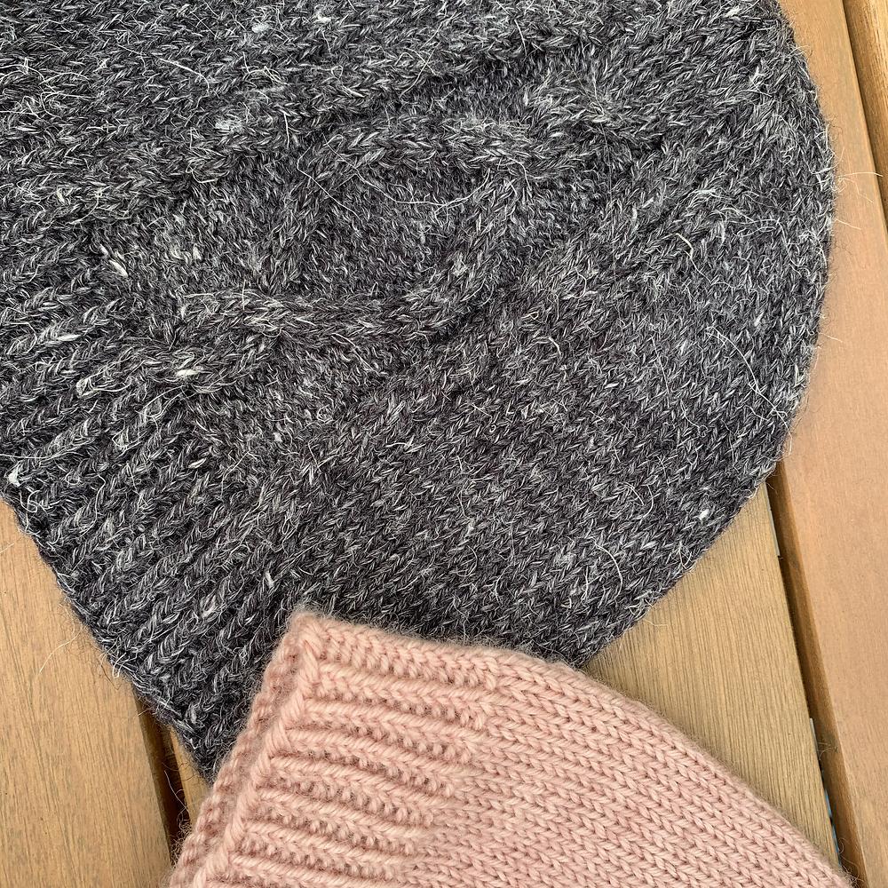 Alina hat by Nostalgiknit