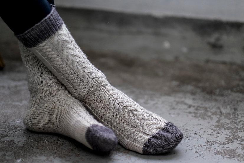 Yuki Onna Socks