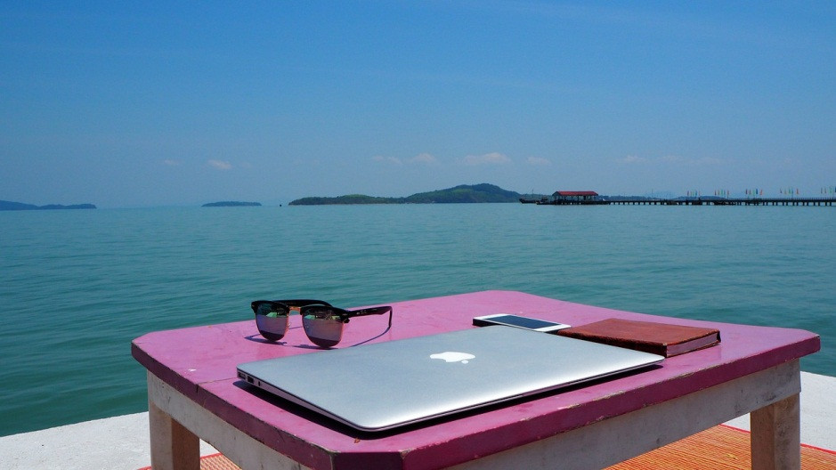 Be A Digital Nomad