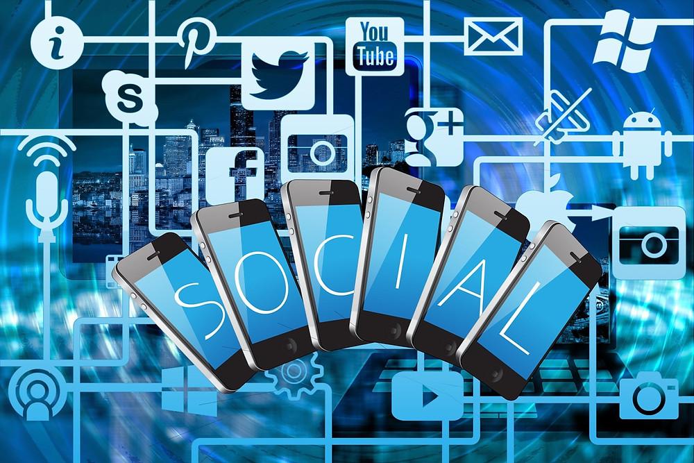 Latest social media apps