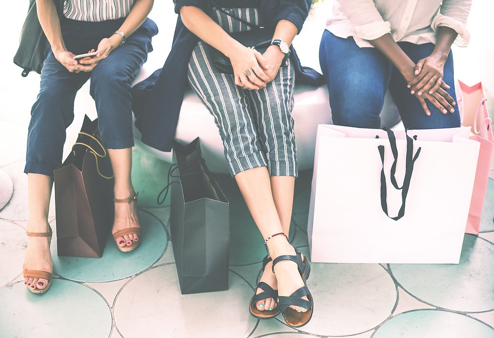 Is Traditional Shopping Still In?