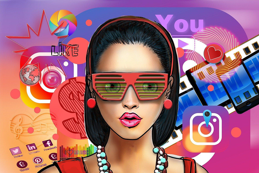 Influencers and Risks in Digital Marketing