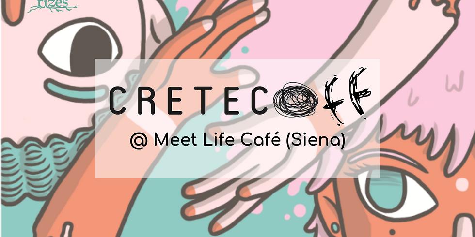 """CreteCOFF presenta """"Abitare con il mostro"""""""