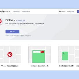 Pinterest breidt integratie Shopify uit