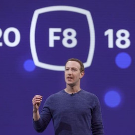 F8 conference Facebook