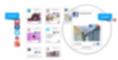 Description Social Hub Round@bout Social Depth Platform