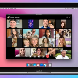 Facebook lanceert Messenger Rooms, video chat met 50 personen