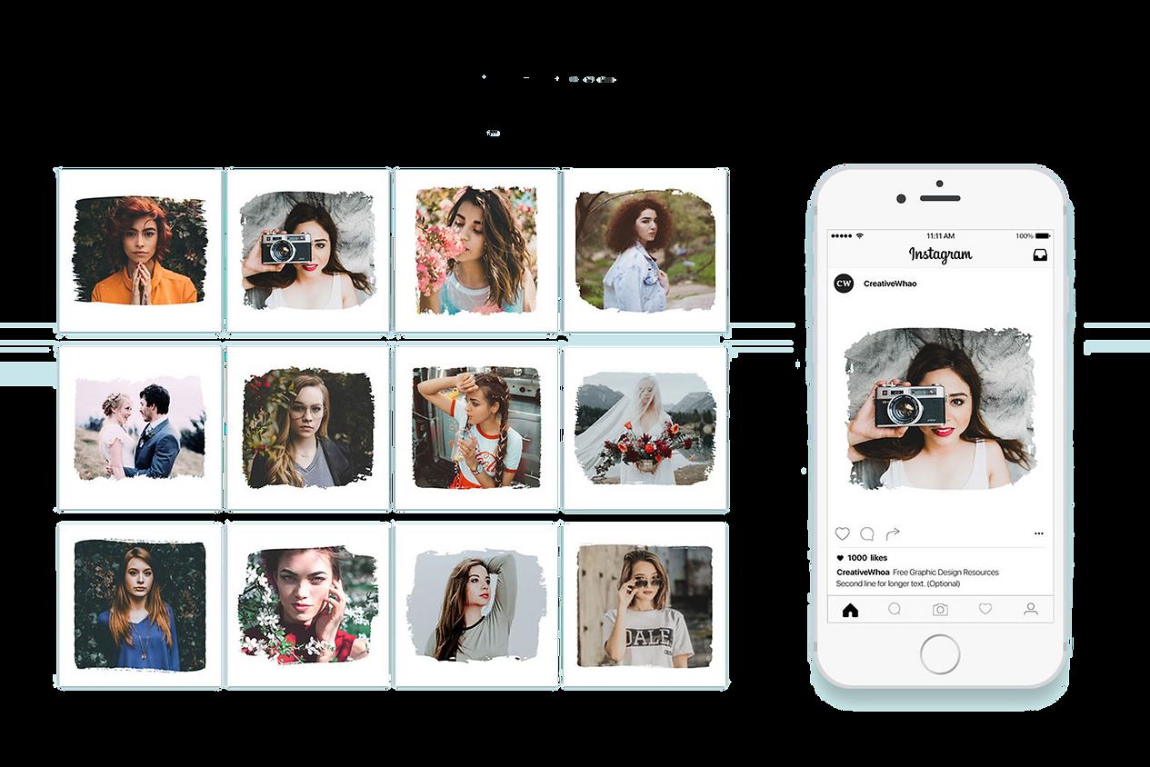 25-Textured-Instagram-Mask-PSD-Templates