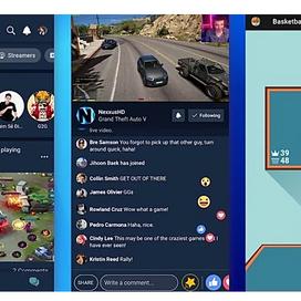 Facebook lanceert gaming app