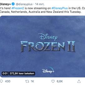 Twitter laat zien hoe marketing en corona samengaan..