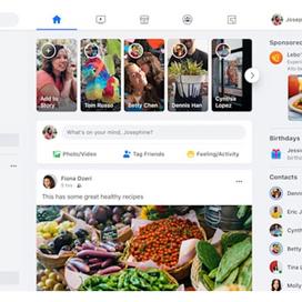 Het nieuwe Facebook redesign