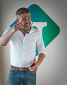 Ingmar Loman, Global Sales director Roundabout