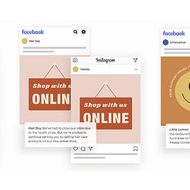 Facebook geeft tips in coronatijd