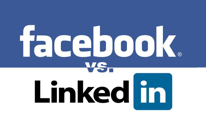 Facebook opent aanval op LinkedIn