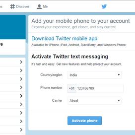 Twitter verwijdert miljoenen accounts door SMS optie weg te halen