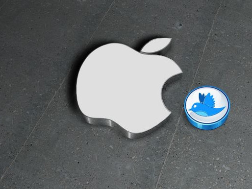 How Apple Dominated Twitter Without Tweeting