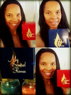 """My Scented Flames """"Cherie Johnson"""""""