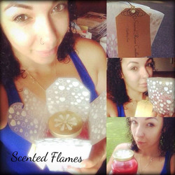 My Scented Flames Customer