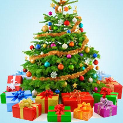 MSF Christmas Tree 7.75 oz