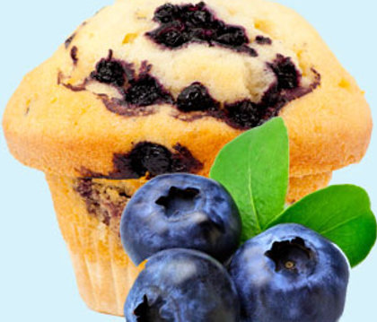 Blueberry Muffin  7.75 oz. Candle