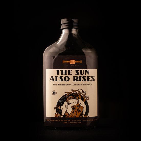 The Sun Also Rises #1924