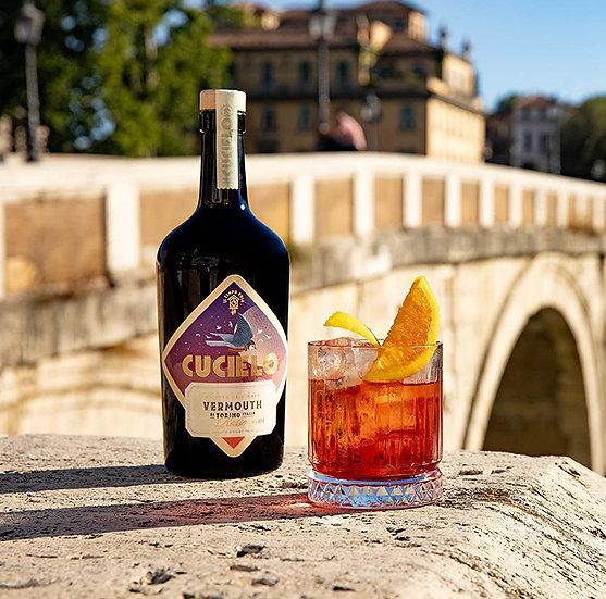 Cucielo Rosso Vermouth (750ml)