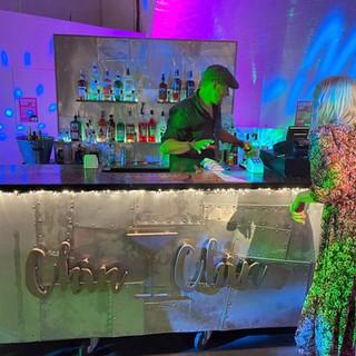 Chin Chin Tin Cup Bar