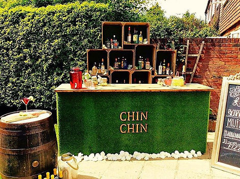 The Chin Chin Lawn Bar