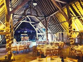 Littlebourne Barn Wedding | Chin Chin Caravan Bar at Daniel & Sarah's Kent Wedding